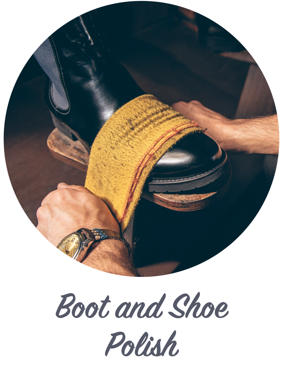 Shoe Polish and Boot Polish