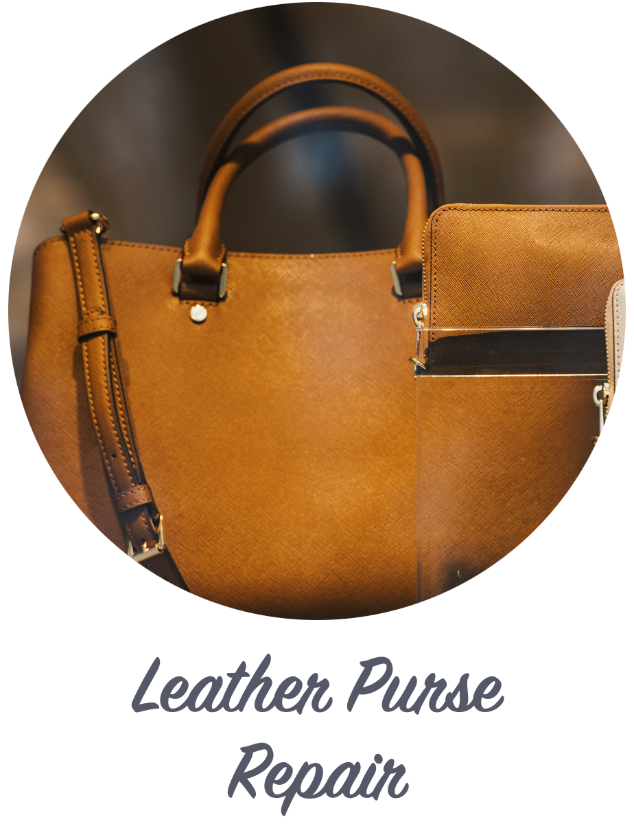Leather Purse Repair